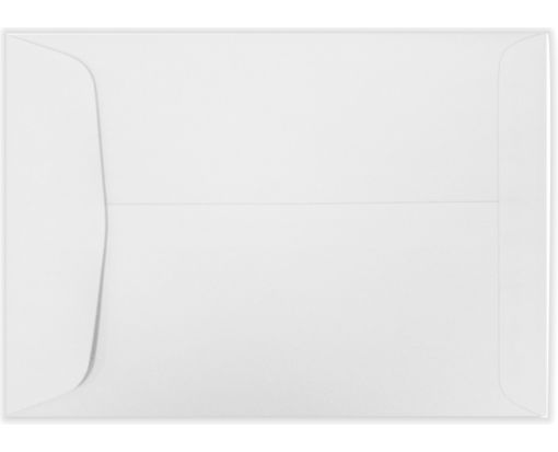 7 x 10 Open End Envelopes 24lb. Bright White