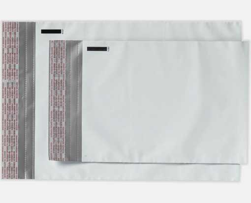 14 1/2 x 19 Poly Mailers White Poly