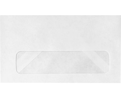 #6 3/4 Window Envelopes (3 5/8 x 6 1/2) 24lb. Bright White