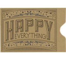 Credit Card Sleeve (2 3/8 x 3 1/2) Envelopes