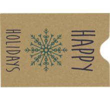 Credit Card Sleeve Envelopes (2 3/8 x 3 1/2)