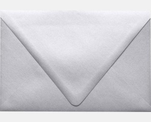 silver metallic 6 x 9 envelopes contour flap 6 x 9. Black Bedroom Furniture Sets. Home Design Ideas