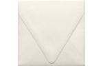 5 x 5 Square Contour Flap Envelopes Quartz Metallic