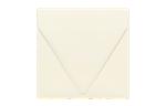 5 x 5 Square Contour Flap Envelopes Natural - 100% Recycled