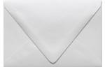 A4 Contour Flap Envelopes Crystal Metallic