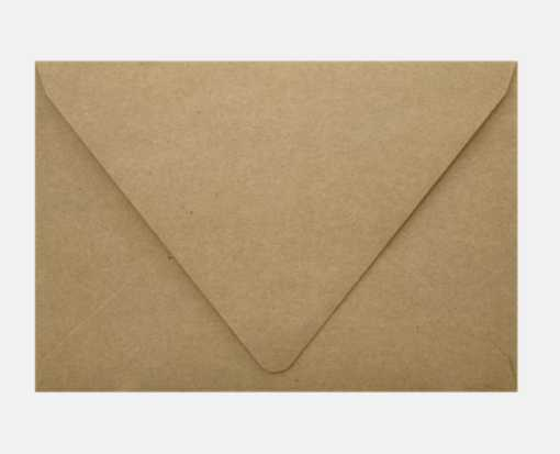 A4 Contour Flap Envelopes (4 1/4 x 6 1/4) Grocery Bag