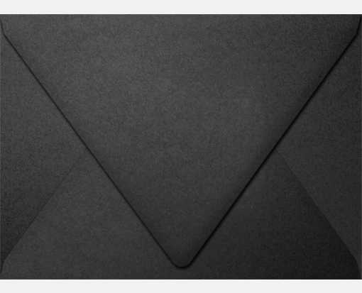 A6 Contour Flap Envelopes (4 3/4 x 6 1/2) Anthracite Metallic