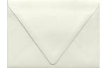 A6 Contour Flap Envelopes Quartz Metallic