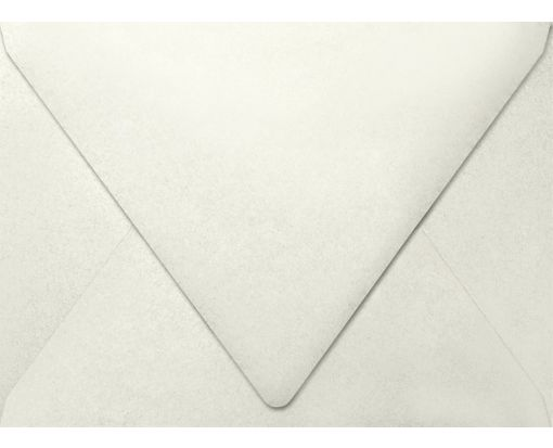 A7 Contour Flap Envelopes (5 1/4 x 7 1/4) Quartz Metallic