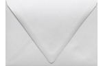 A7 Contour Flap Envelopes Crystal Metallic