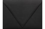 A7 Contour Flap Envelopes Midnight Black