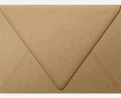 A7 Contour Flap Envelopes (5 1/4 x 7 1/4) Grocery Bag