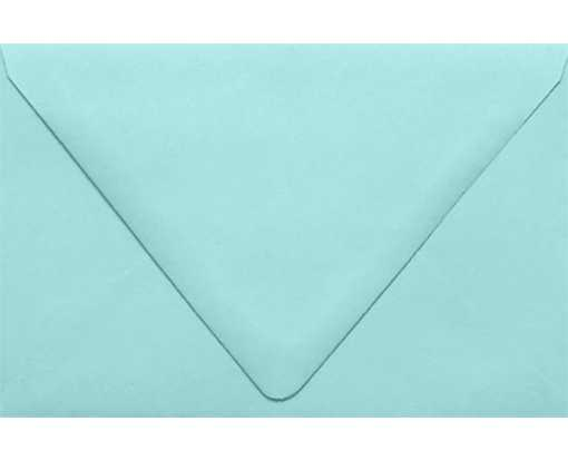 A9 Contour Flap Envelopes (5 3/4 x 8 3/4) Seafoam