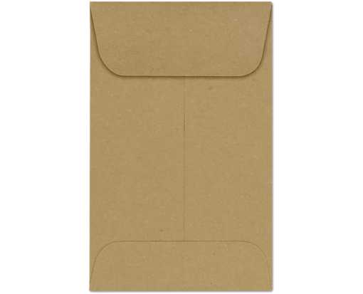 #1 Coin Envelopes (2 1/4 x 3 1/2) Grocery Bag