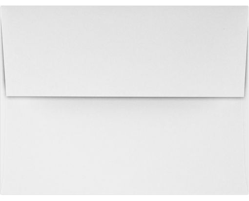 A2 Invitation Envelopes (4 3/8 x 5 3/4) 70lb. Bright White