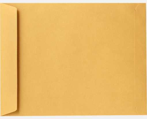 17 x 22 Jumbo Envelopes 28lb. Brown Kraft