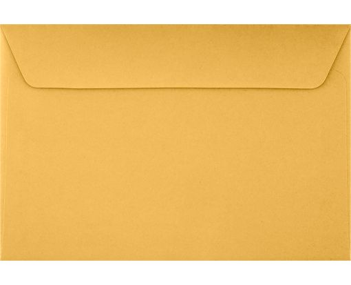 6 x 9 Booklet Envelopes 24lb. Brown Kraft