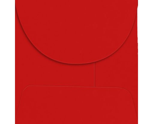 2 x 2 Coin Envelopes (2 x 2) Ruby Red