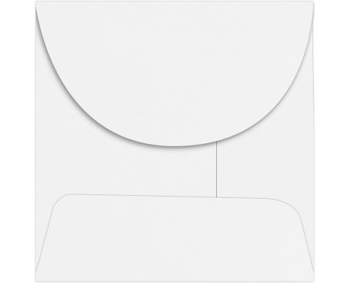 2 x 2 Coin Envelopes (2 x 2) 80lb. White