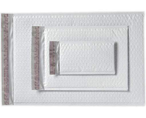 7 1/4 x 11 1/4 AirJacket Mailers White Bubble