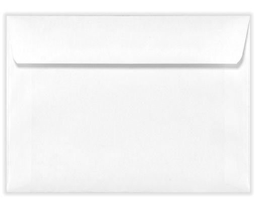 A6 Invitation Envelopes (4 3/4 x 6 1/2) 24lb. White, Machine Insertable