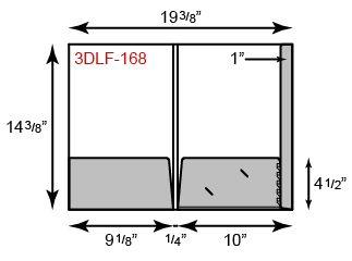 Legal Size Expansion Folder
