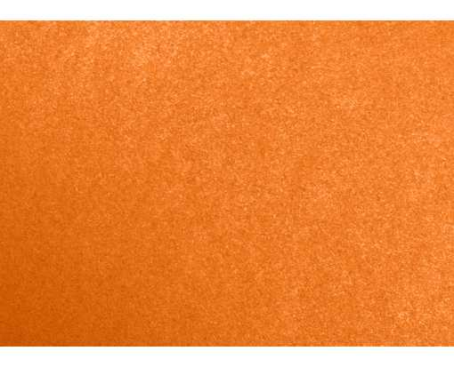 A1 Flat Card (3 1/2 x 4 7/8) Flame Metallic