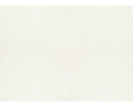 A1 Flat Card (3 1/2 x 4 7/8) - 105lb. Quartz Metallic Quartz Metallic