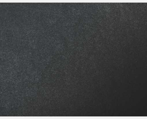 A2 Flat Card (4 1/4 x 5 1/2) Anthracite Metallic