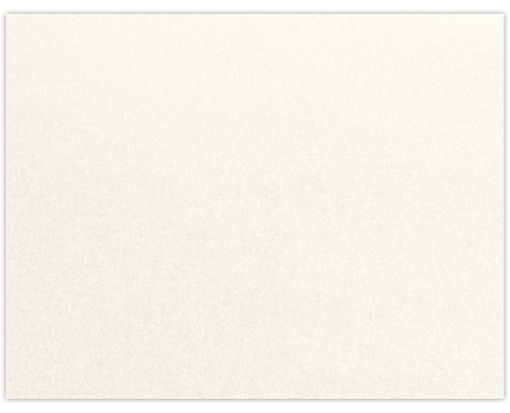 A2 Flat Card (4 1/4 x 5 1/2) - 105lb. Quartz Metallic Quartz Metallic