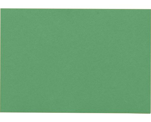 A6 Flat Card Holiday Green