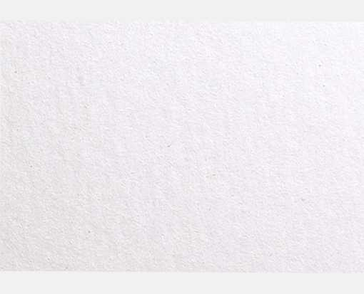 A6 Flat Card (4 5/8 x 6 1/4) - 105lb. Crystal Metallic Crystal Metallic