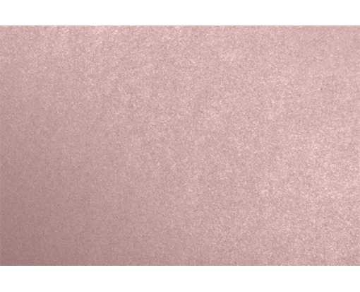 A7 Flat Card (5 1/8 x 7) Misty Rose Metallic - Sirio Pearl®