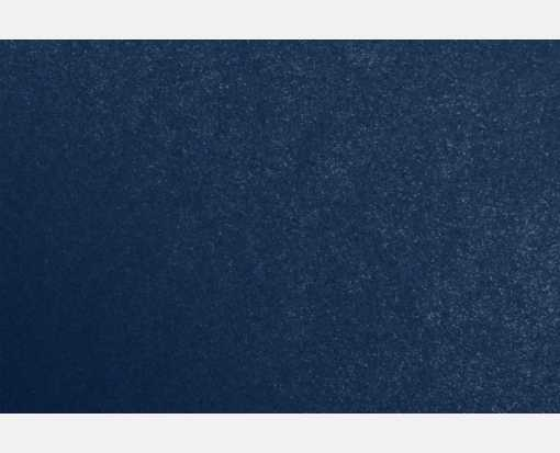 A7 Flat Card (5 1/8 x 7) Lapis Metallic - Stardream®