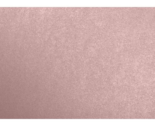 A9 Flat Card (5 1/2 x 8 1/2) Misty Rose Metallic - Sirio Pearl®