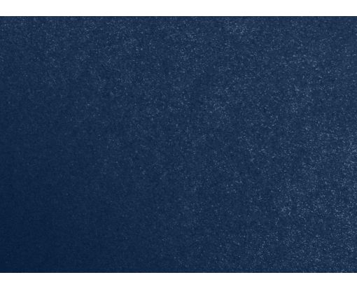 A9 Flat Card (5 1/2 x 8 1/2) Lapis Metallic - Stardream®