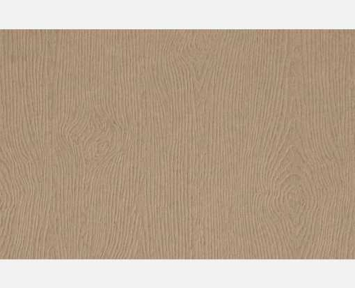 A9 Flat Card Oak Woodgrain
