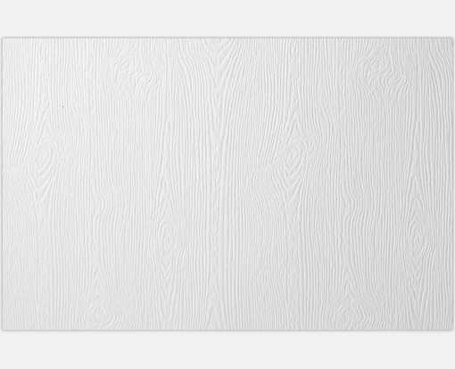 A9 Flat Card White Birch Woodgrain