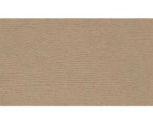 #3 Mini Flat Card Oak Woodgrain