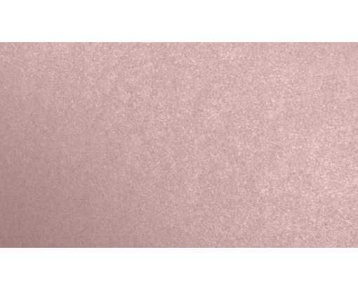 #3 Mini Flat Card (2 x 3 1/2) Misty Rose Metallic - Sirio Pearl®