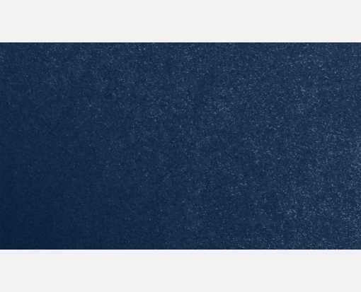 #3 Mini Flat Card (2 x 3 1/2) Lapis Metallic - Stardream®