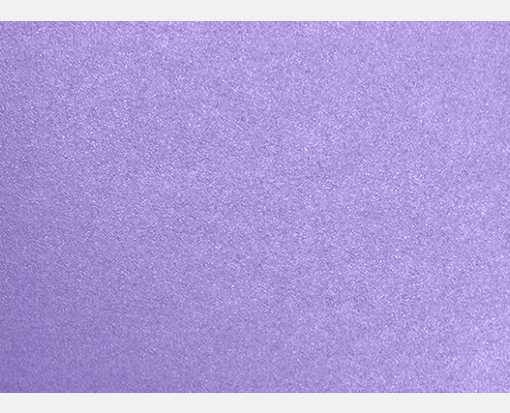 #17 Mini Flat Card (2 9/16 x 3 9/16) Amethyst Metallic
