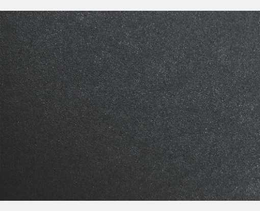 #17 Mini Flat Card (2 9/16 x 3 9/16) Anthracite Metallic