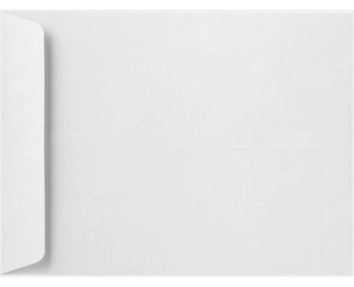 9 1/2 x 12 1/2 Open End Envelopes 28lb. Bright White