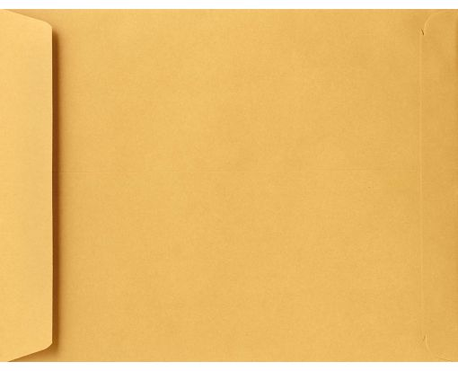 10 x 13 Open End Envelopes 28lb. Brown Kraft