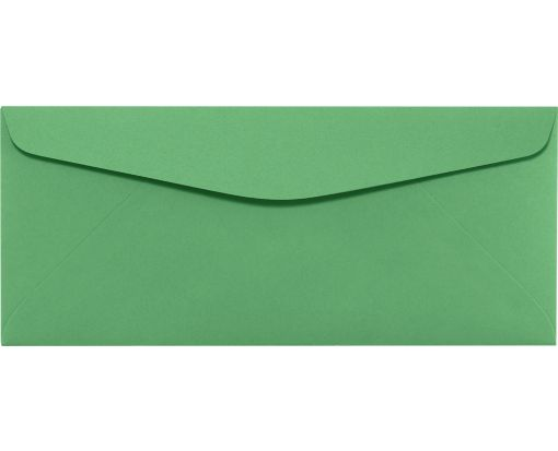 #10 Regular Envelopes (4 1/8 x 9 1/2) Bright Green