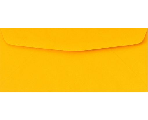 #10 Regular Envelopes (4 1/8 x 9 1/2) Bright Gold