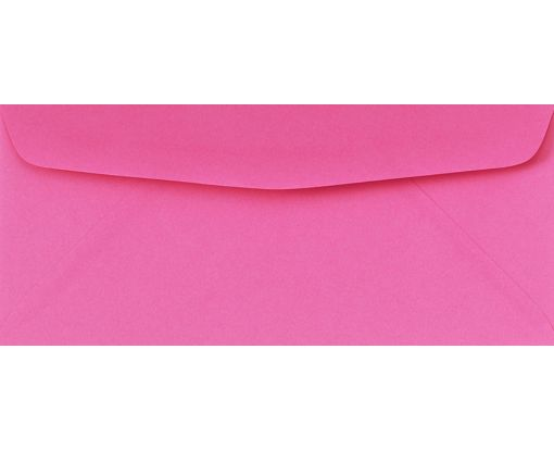 #10 Regular Envelopes (4 1/8 x 9 1/2) Bright Fuchsia