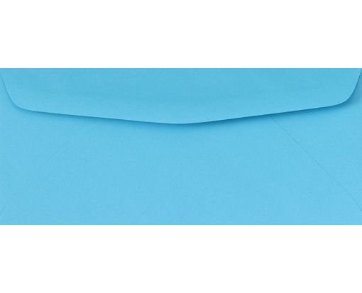#10 Regular Envelopes (4 1/8 x 9 1/2) Bright Blue