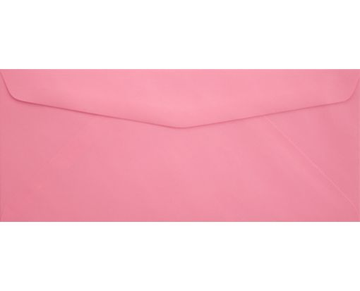 #10 Regular Envelopes (4 1/8 x 9 1/2) Electric Pink